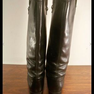 Frye Shoes - Frye #77167 Melissa Leather Women's Riding Boots 8